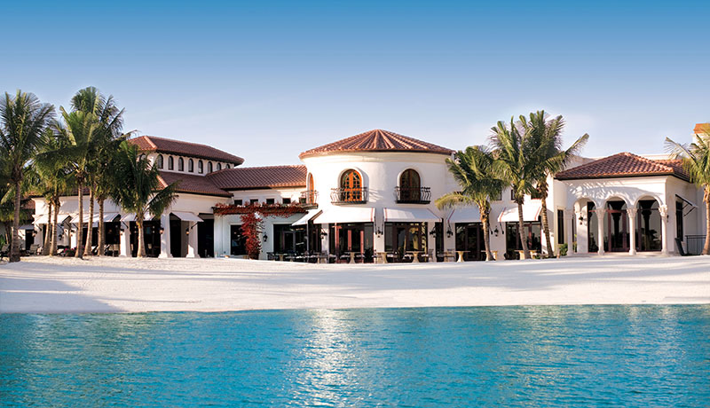 Beach Clubhouse at Miromar Lakes Beach & Golf Club