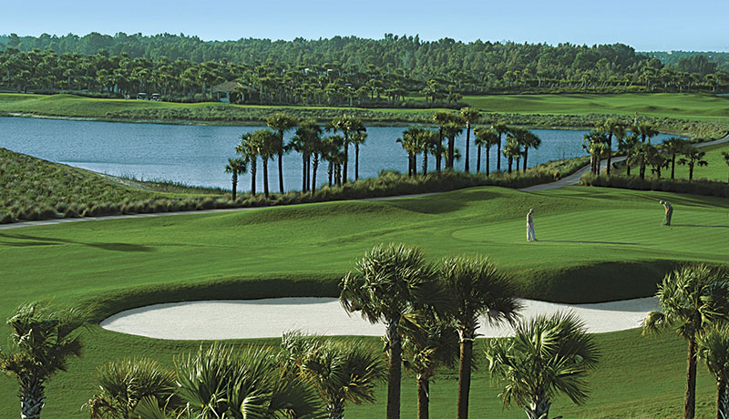 Signature Championship Golf at Miromar Lakes Beach & Golf Club