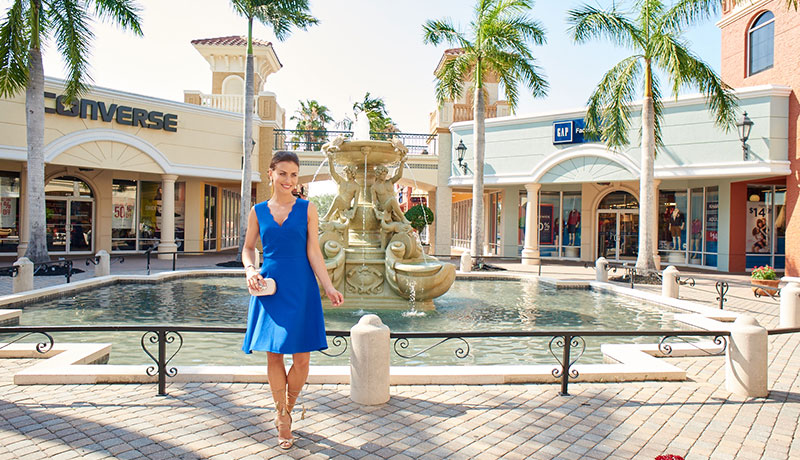Kate Spade and Nike Outlets at Miromar Outlets