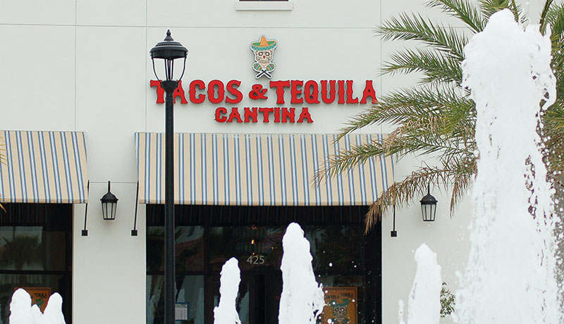 Tacos & Tequila Cantina Now Open at University Village Shops in Fort Myers, FL